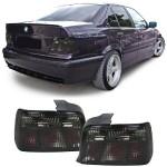 BMW E36 tummat takavalot