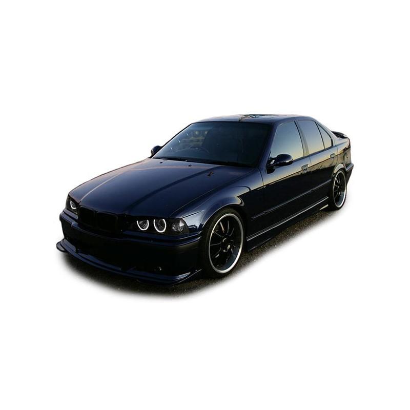 BMW E36 Sedan Touring                                   tummat Angel Eyes                         ajovalot, vm.90-98