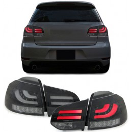 VW Golf 6 LED Lightbar...