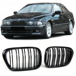 BMW E39 kiiltävän mustat...