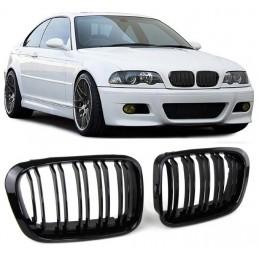 BMW E46 Kiiltävät M-Look...