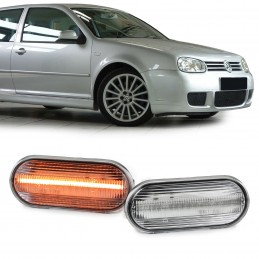 VW Bora Golf Polo Seat Ford kirkkaat dynaamiset LED sivuvilkut